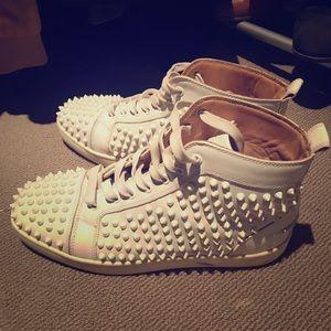 Christian Louboutin sneakers white